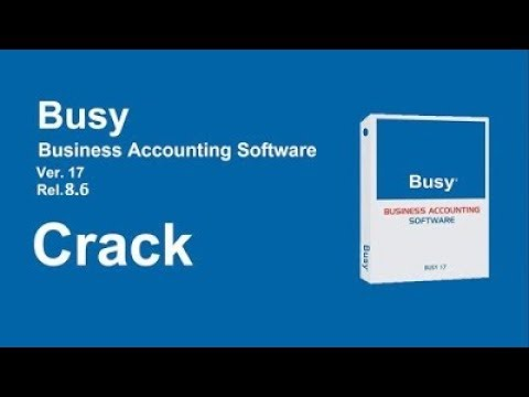 Busy 17 Rel 5.1 with Crack free download