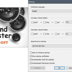 Letasoft Sound Booster 1.11.0.514 Crack Product Key (2020)