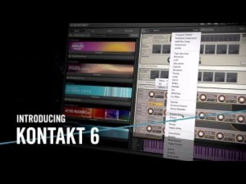 Kontakt 6.2.2 Crack Plus Keygen download