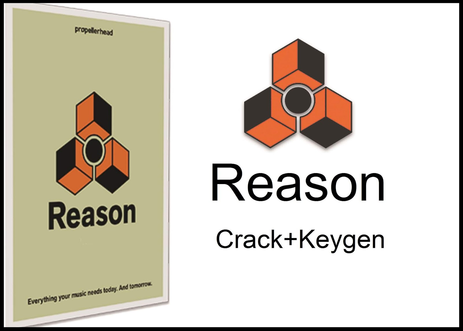 Reason 10.2.2 Crack Plus Keygen
