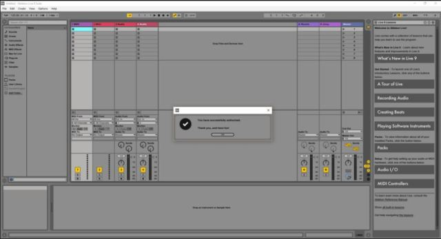 Ableton Live 10.1.0 Crack Plus Keygen