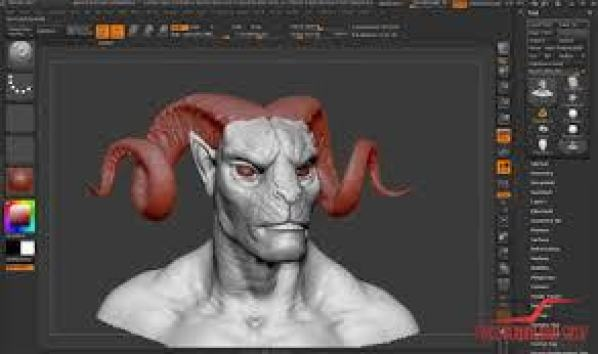 Pixologic ZBrush 2019 Crack Free Download