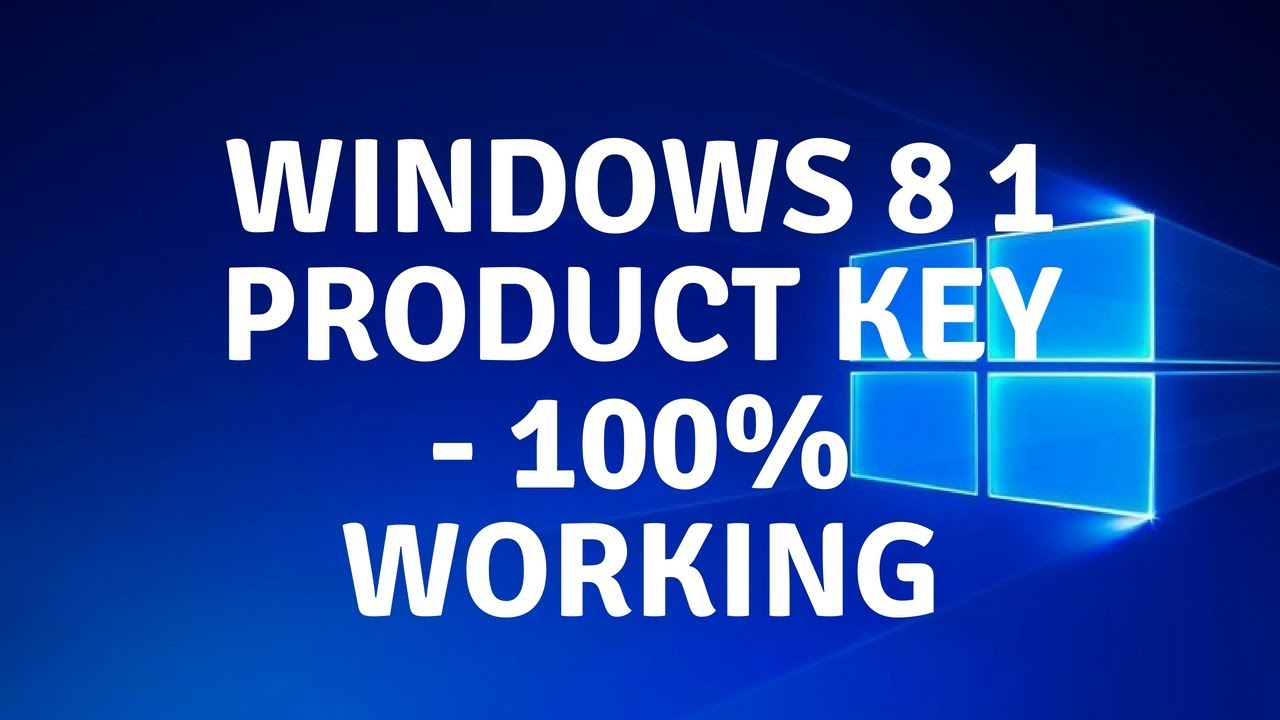 Windows 8 1 Crack Full Version Incl Product Key Activator