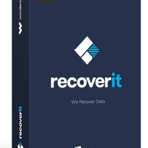 Wondershare Recoverit 8.5.2.4 Crack + Serial Key Download