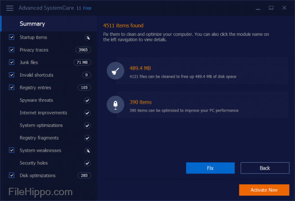 Advanced SystemCare Pro 13.2.0.218 Crack Free Download