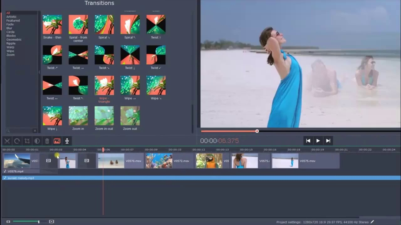 Movavi Video Editor 21.1.0 Crack