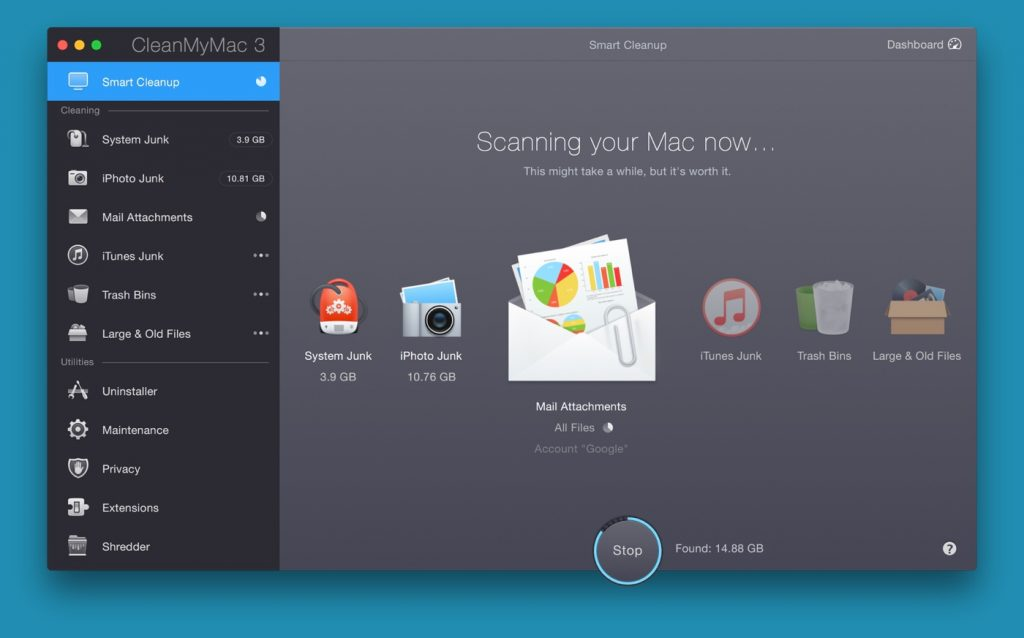 CleanMyMac X 4.6.2 2020 Crack Free Download