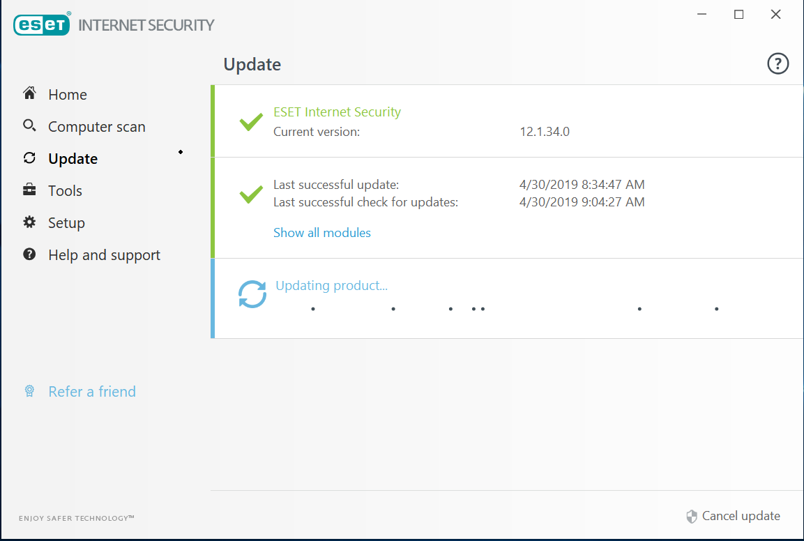 ESET Internet Security 13.1.21.0 with Crack