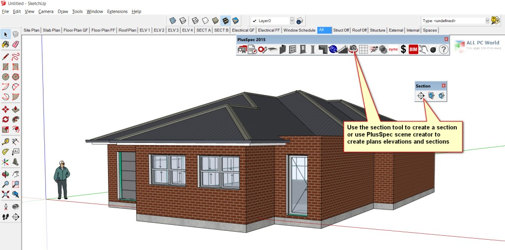SketchUp Pro 2019 Crack Incl License