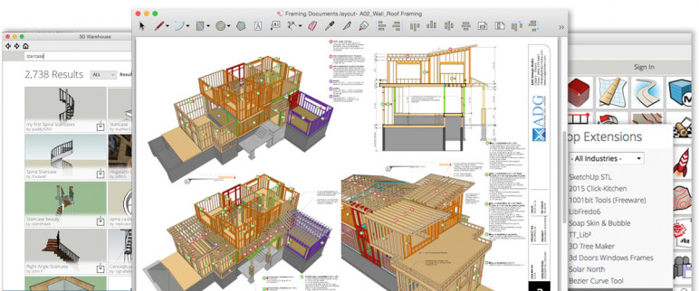 SketchUp Pro 2019 Crack Incl License Key Free Download