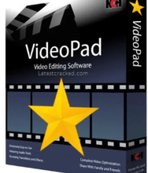 VideoPad Video Editor 7.11 Plus Registration