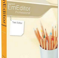 EmEditor Professional 18.3.2 Cover