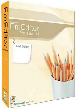 EmEditor Professional 19.5.0 Cover