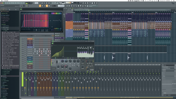 FL Studio 20.1.2.887 Screenshot 2