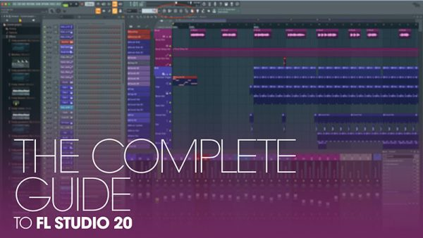 FL Studio 20.1.2.887 Cover