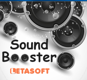Letasoft Sound Booster 1.11 Cover