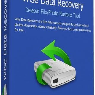 Wise Data Recovery 4.11 Cover