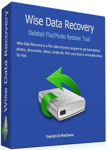 Wise Data Recovery 5.1.5 Cover