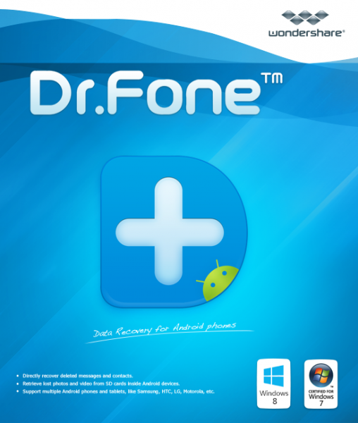 Wondershare Dr Fone 10.2.1 Cover