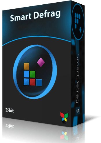 IObit Smart Defrag Pro 6.1 Cover