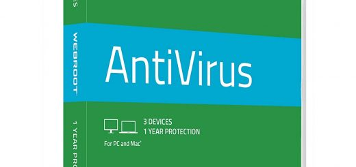 Webroot SecureAnywhere Antivirus 2019 Cover