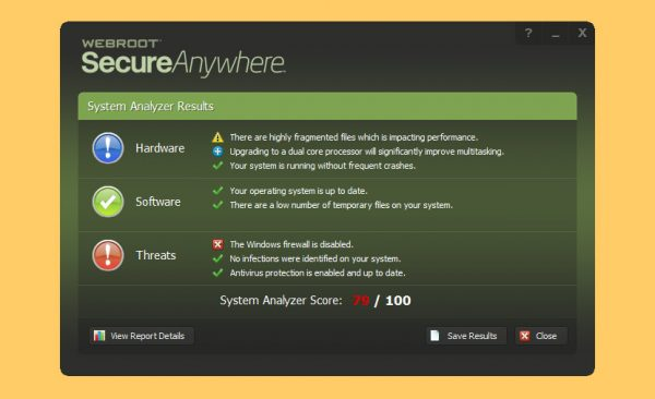 Webroot SecureAnywhere Antivirus 2020 Crack Screenshot 2