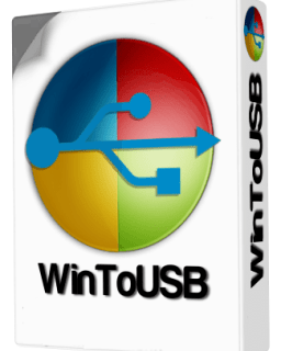 WinToUSB Enterprise 4.1 Cover