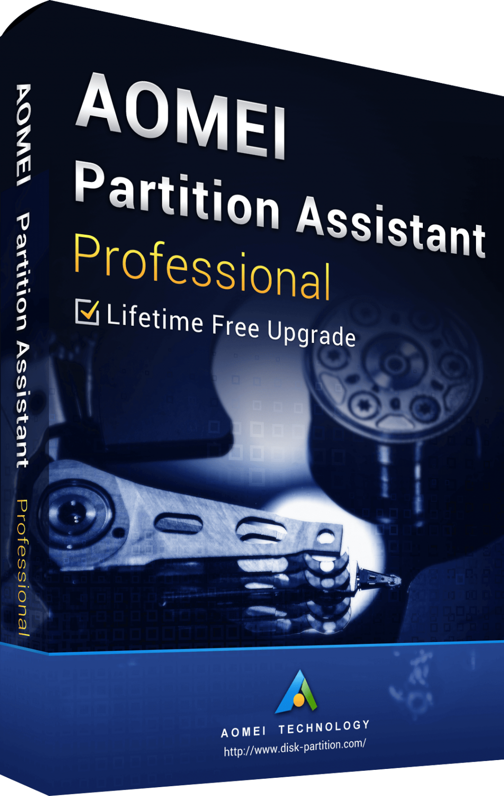 AOMEI Partition Assistant 8.7 With Crack