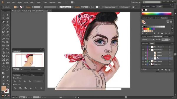 Adobe Illustrator free Download for PC with crack