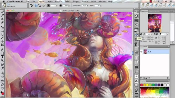 corel painter 2021 serial number free