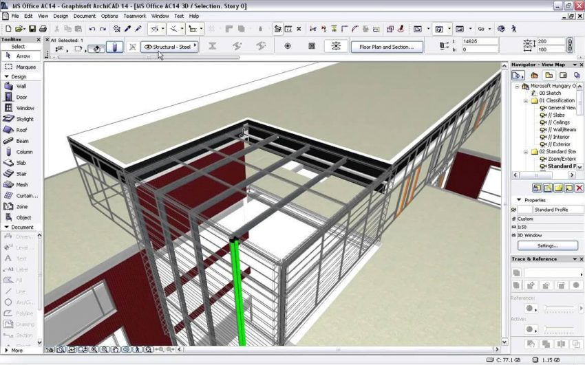 Graphisoft ArchiCAD 24 Crack Free Download